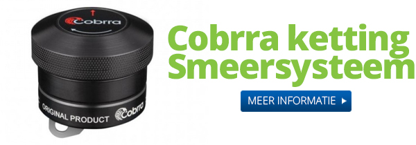 Cobrra kettingsmeersysteem