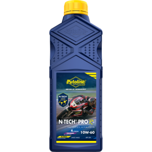 Putoline N-Tech Pro R+ 10W60 Vol Synthetisch 1L