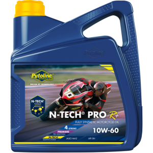Putoline N-Tech Pro R+ 10W60 Vol Synthetisch 4L